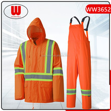 High visibility reflective jacket in new model