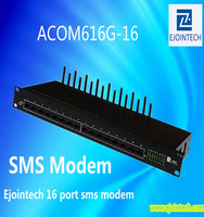 New product! Ejoin 16 port 16 sim SMS Modem support sending 960 SMS and 4800 MMS per hour sms gateway, HOT SALE