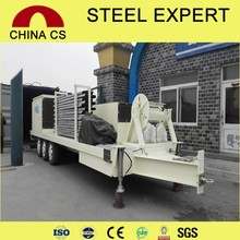 Changsheng K Q span Steel Curving Sheet Forming Machine/cuvring roof forming machine/corrugated roof making machine