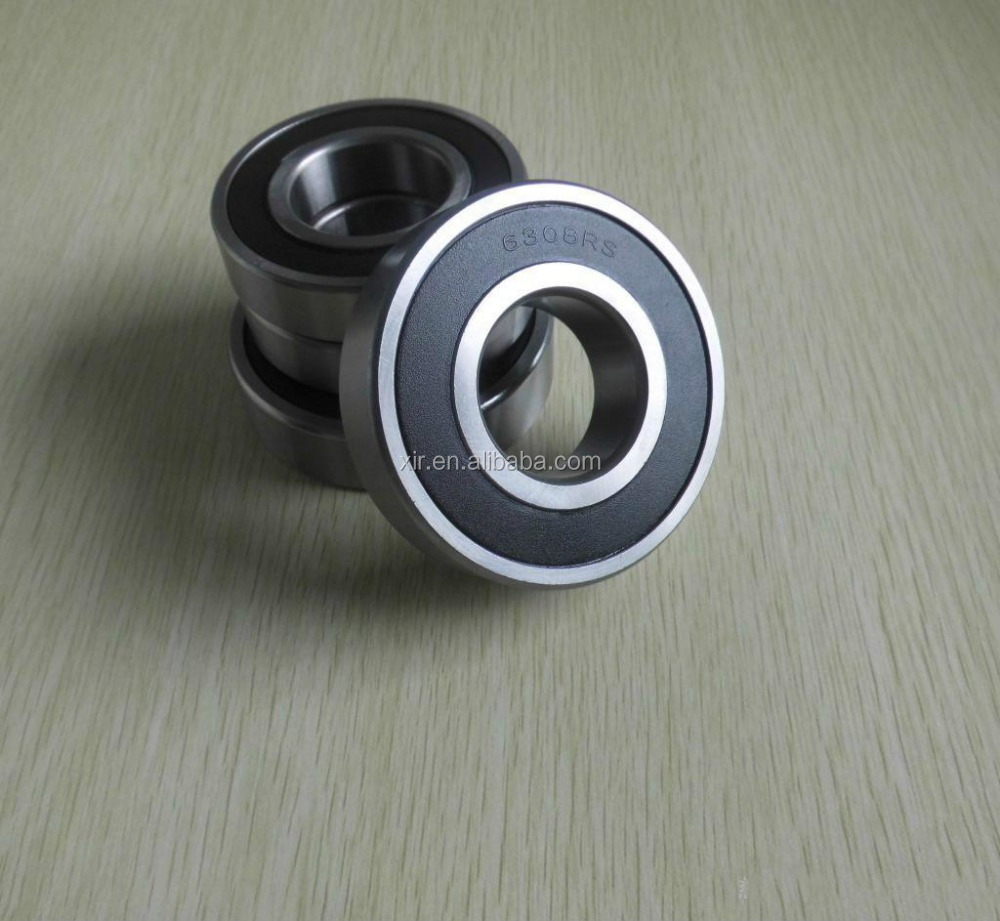 OEM deep groove ball bearing 6308-2RS chrome steel bearing ABEC-1