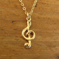 Fashion Accessories Beautiful Women Musical Notes