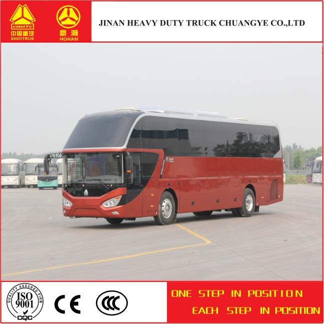 SINOTRUK HOT Selling Coach Bus price
