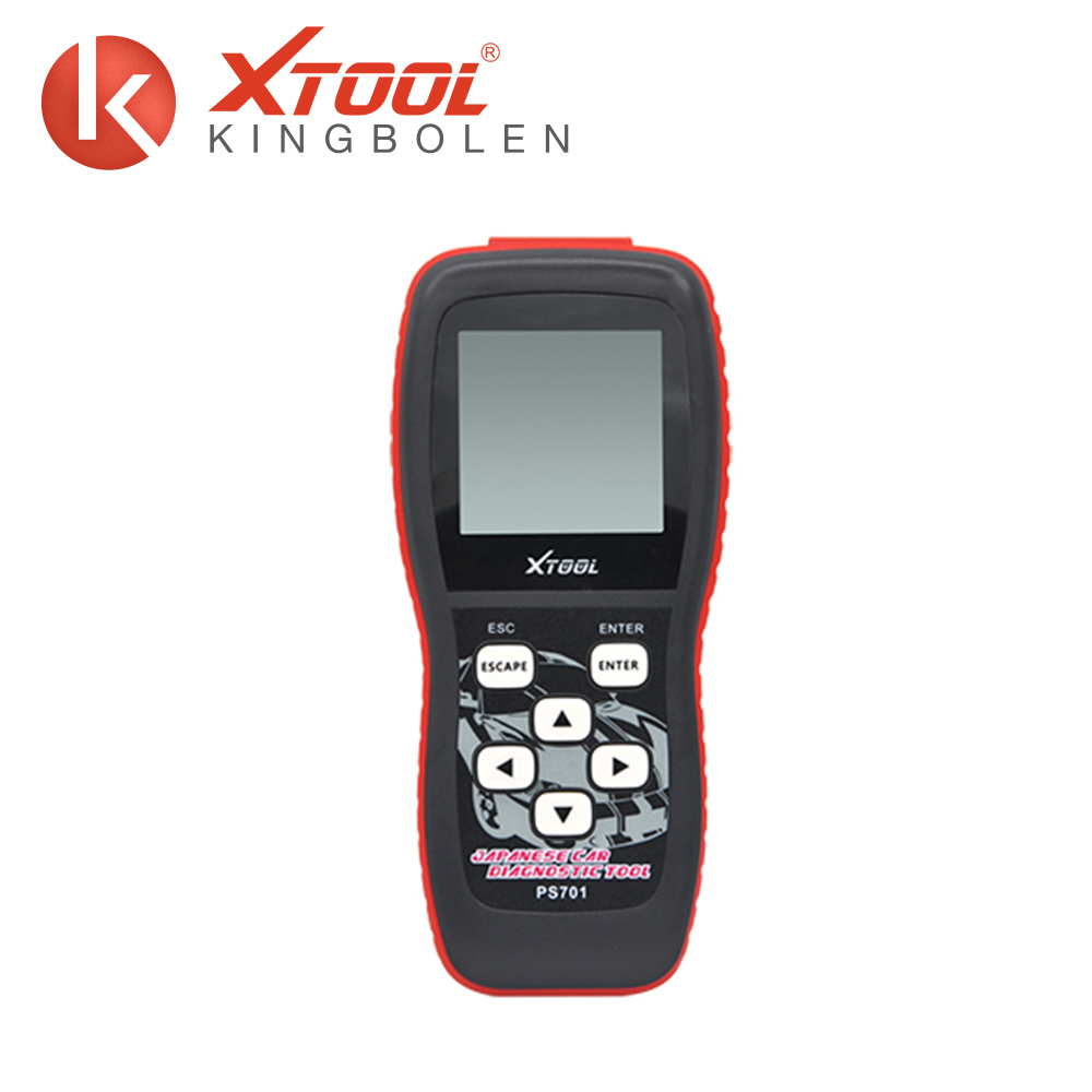 Works with latest models of Japanese makes xtool ps701 japanese car scan tool