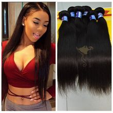 Beautiful Brazilian Most Popular Straight Premium Now Hair Weave