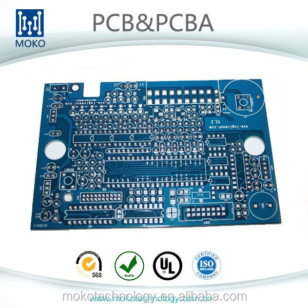 Customized FR4 Material Electronic Circuit Board for Washing Machine Control