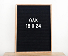 High quality and hot selling felt letter board with letters