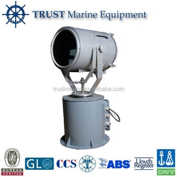 Top quality CTG3-A Marine dimmable follow led spot light