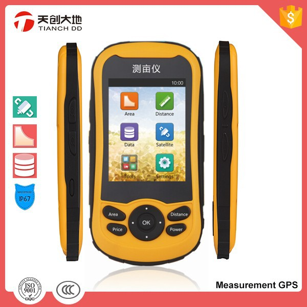 Popular Mini And Pocket GIS Data Collector For Land Measuring GPS