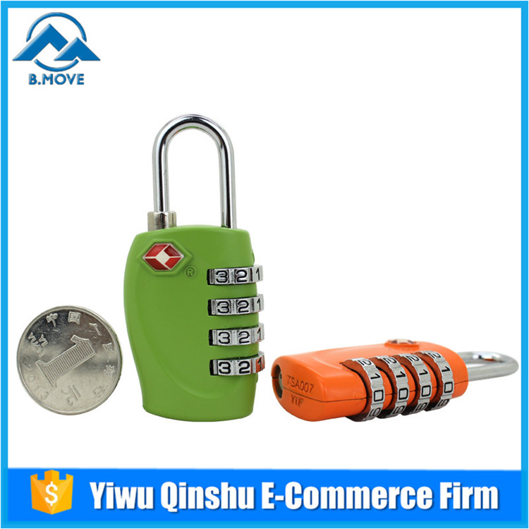 Most popular special design combination code lock Customs code lock directly sale
