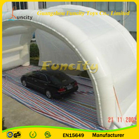 Inflatable Warehouse Tent for Car , Car Parking Tent , Carport Garage Tent