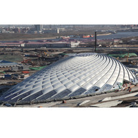 ETFE membrane roof top tent