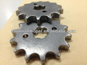 L-01 front sprocket for motorcycle
