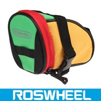 Wholesale new style color waterproof mountain road bicycle tail bag bike bicycle saddle bag 13656 royal enfield saddle bags