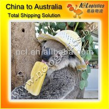 China supplier export to Australia port