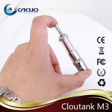 2014 original cloutank m3 e cigarette All parts are replaceable