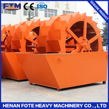 Small sand washing plant, sand washer, sand recycling machine and dewatering screen