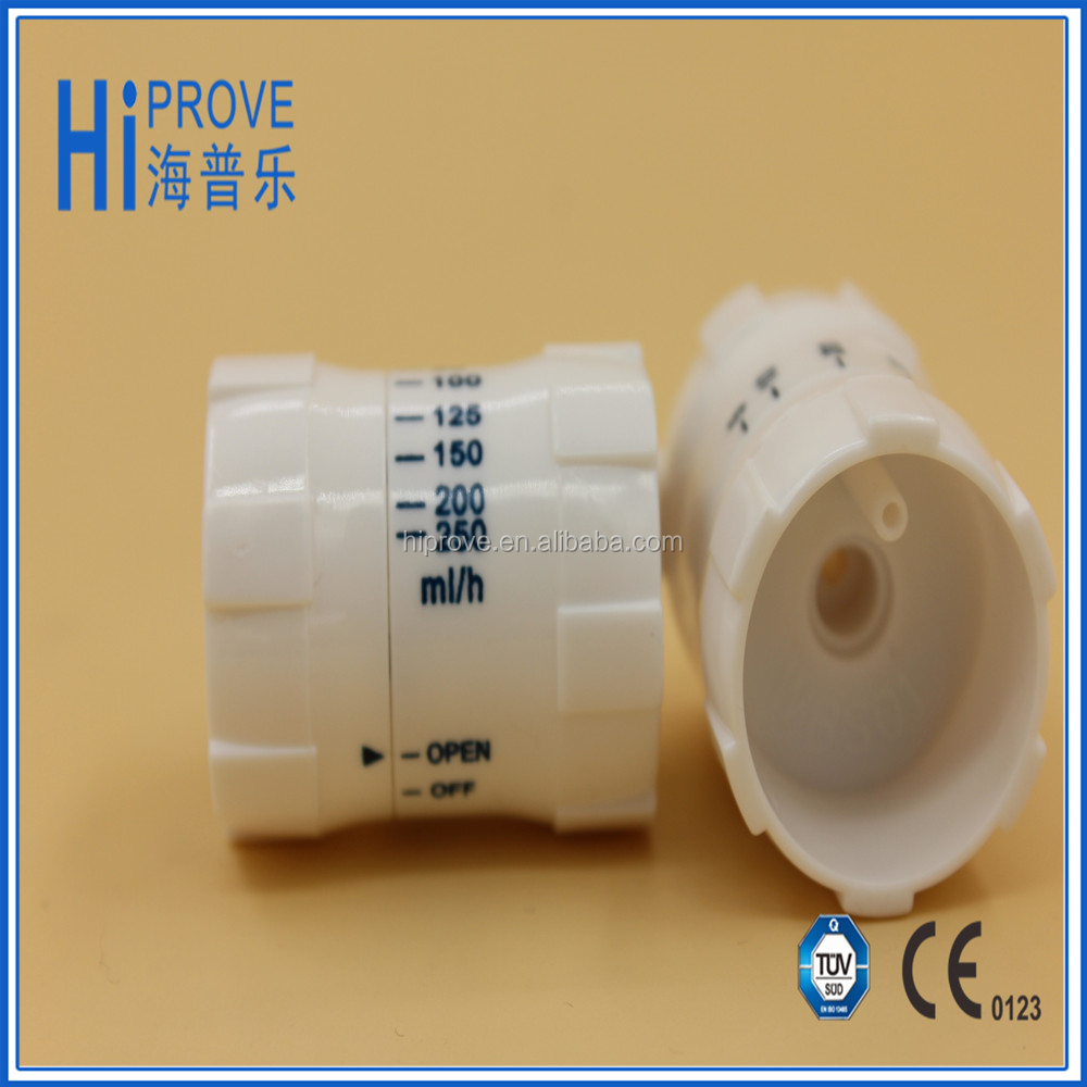 High Quality Parts of iv infusion set Precise IV Fluids Flow Regulator