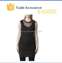 Black Tank Top For Women, Girls Sexy Sleeveless Top, Girls Stylish Top
