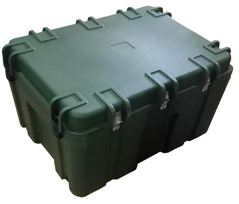 Tricases factory USA miIitary standard IP65 waterproof rotational molded hard plastic big case with pre-cut foam M3075