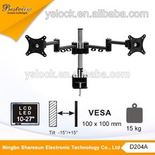 Alibaba wholesale swivel lcd monitor holder D204A