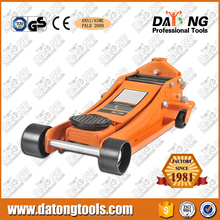 3Ton Hydraulic Floor Jack 100mm Low Profile Double Pump Quick Lift