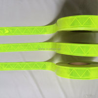 Flourescent Reflective Pvc Tape For Roadway