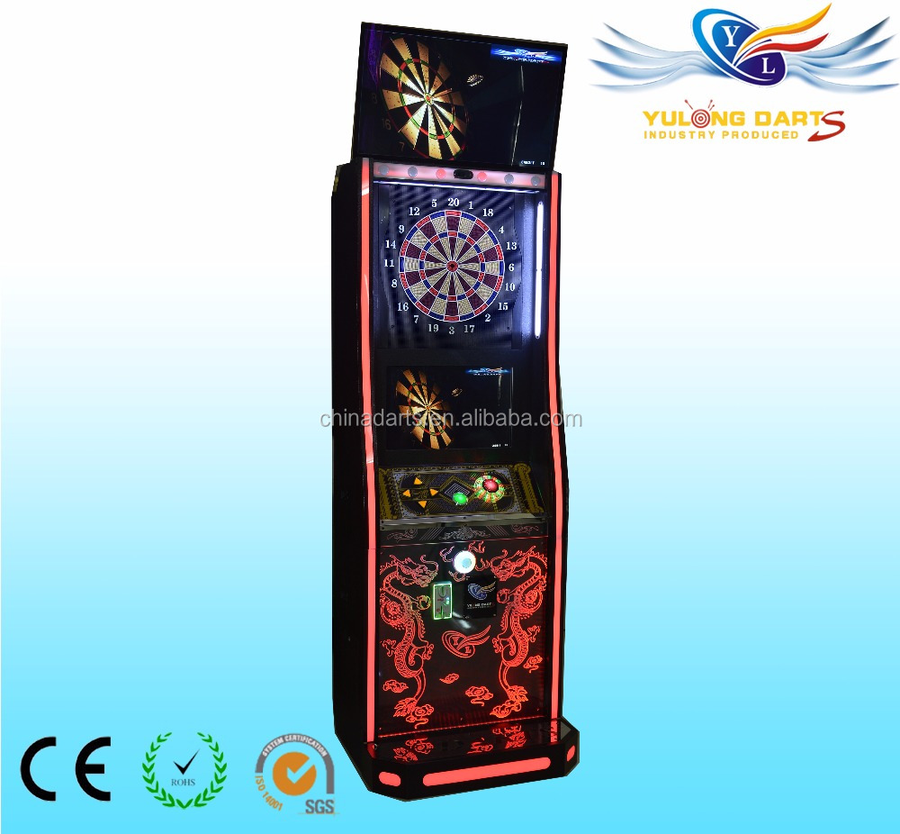 2016 Cyber play professional soft tip electronic dart machine