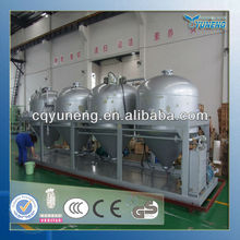 Marketable Products!!! Waste base oil cleaning machine