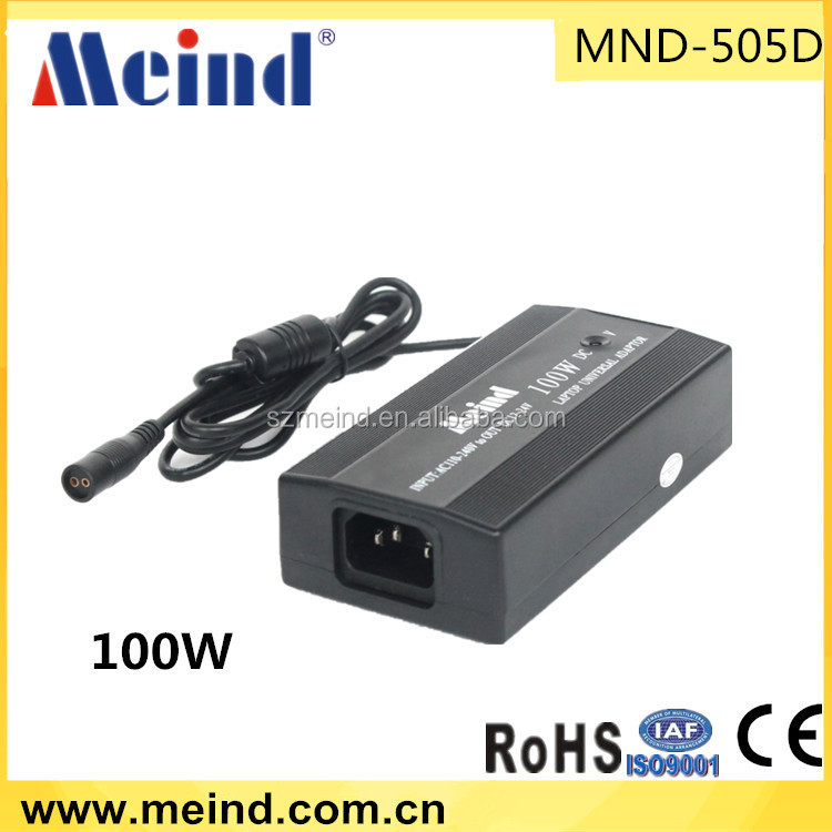 2015 New 90w Automatic universal laptop adapter