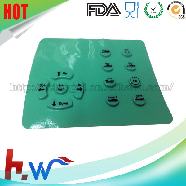 silicone keyboard cover for machine key