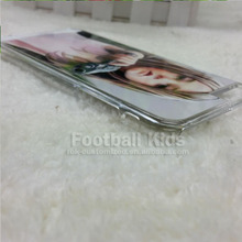 High Quality 2D Sublimation Cell Phone Cases, Sublimation Blanks For iPhone 6 plus
