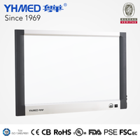 1500 cd/square meter Medical High Brightness LED X Ray Film Viewer