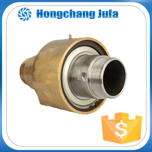 hydraulic pump copper fittings corrosion resistant mechanical seal hydraulic rotary union