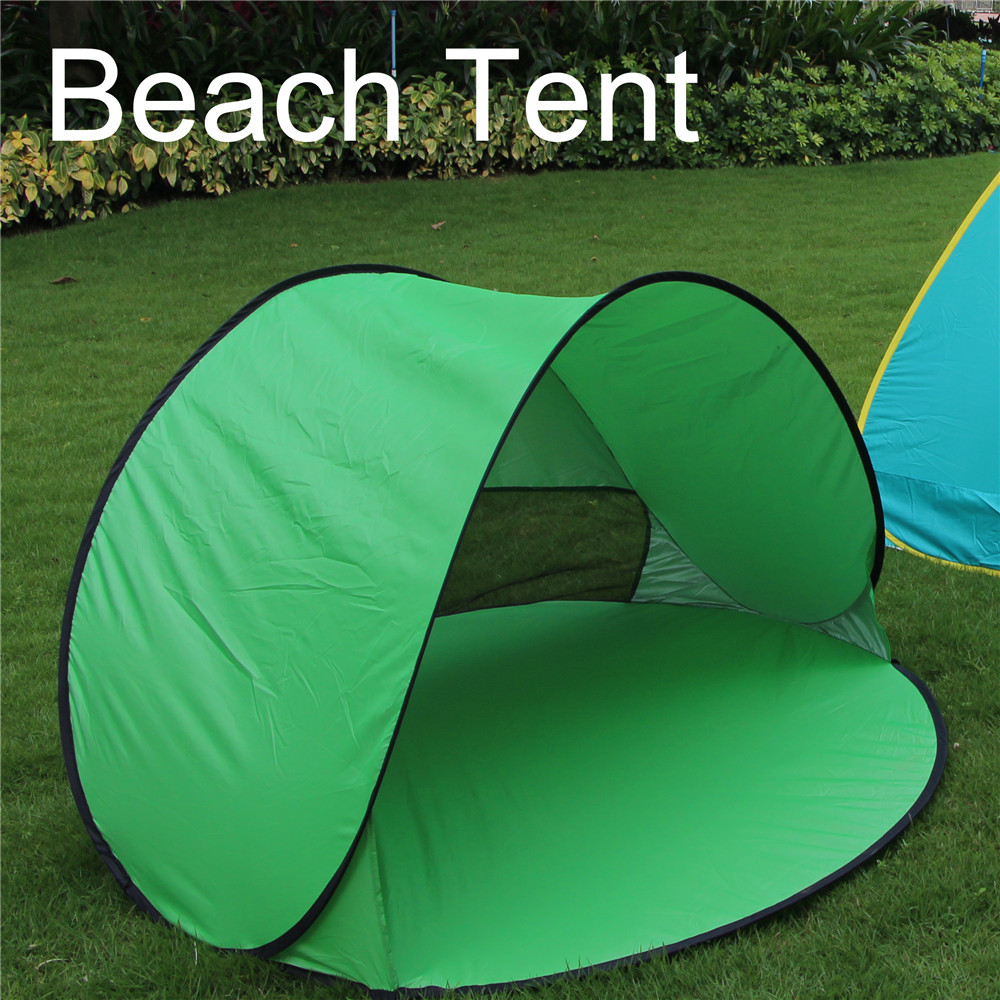 Adult Beach Playing Tents Outdoor Travel Hiking Barraca Easy Set Up And Folding Pop Up Beach Tents