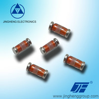 Semiconductor component LL60 LL60P Small Signal Schottky Diodes with SOD-80 package