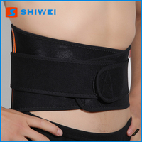 new style waist protector back support waist trimmer belt neoprene supplier