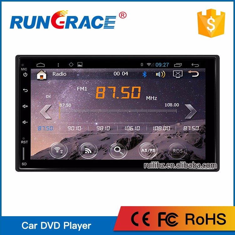 The best price 7 inch Android system Support RDS OBD gps car radio 2 din for opel vivaro
