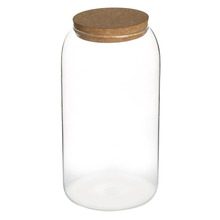 trade assurance borosilicate 5 gallon glass jar