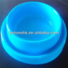 pet bulk acrylic pet bowl modern elevated dog bowls