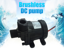 High Quality Centrifugal 12V 24V DC Mini Submersible Water Pump Price for House Circulation High Flow Rate