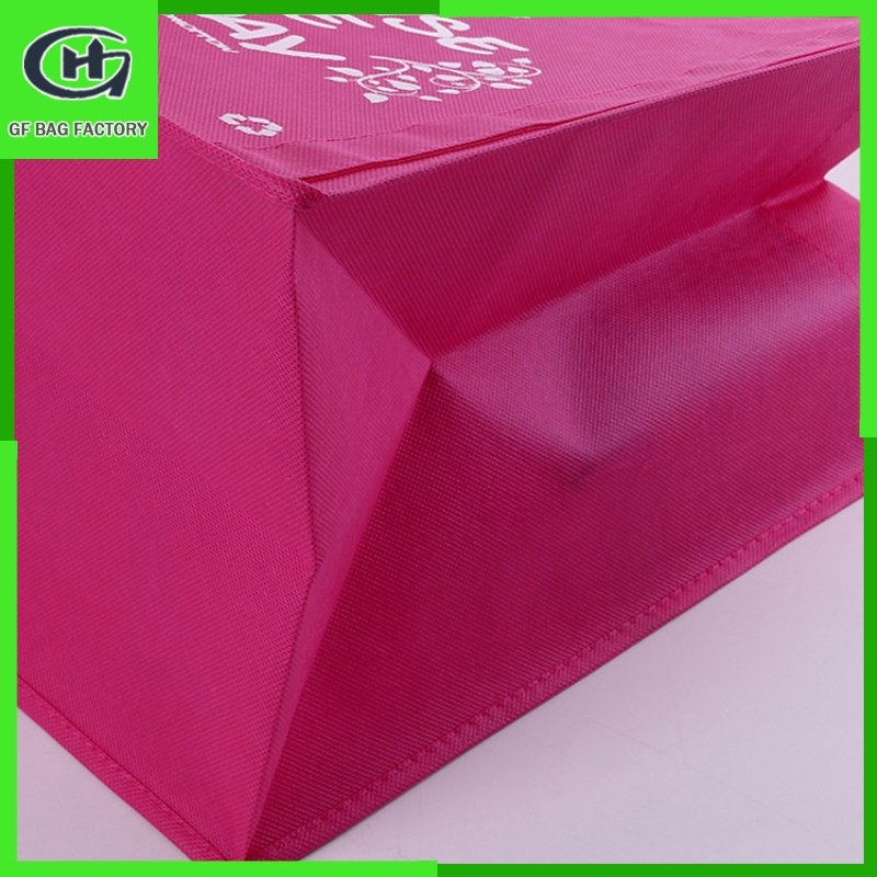 new products 2017 china supplier fashion eco friendly non woven drawstring shopping bags