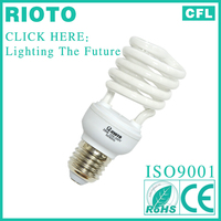 Half Spiral Energy Saving Lamp Fluorescent