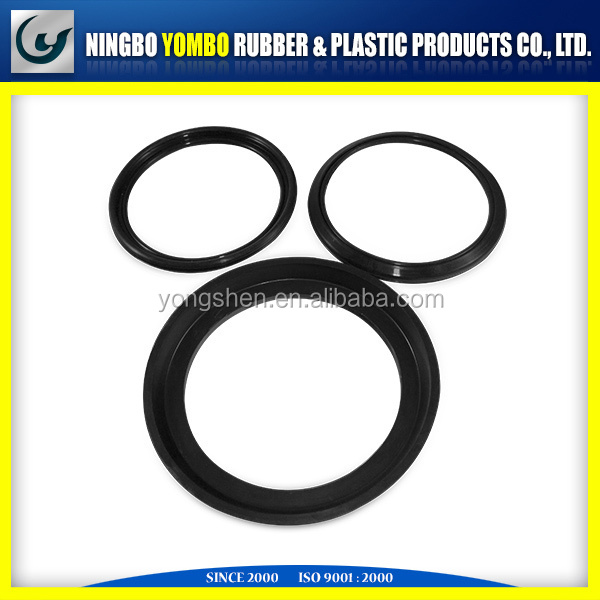 machine components rubber gaskets