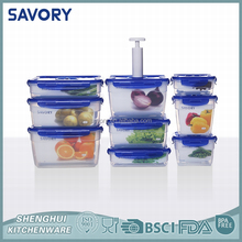 creative stackable kitchenware leak-proof children's stack lunch box for men