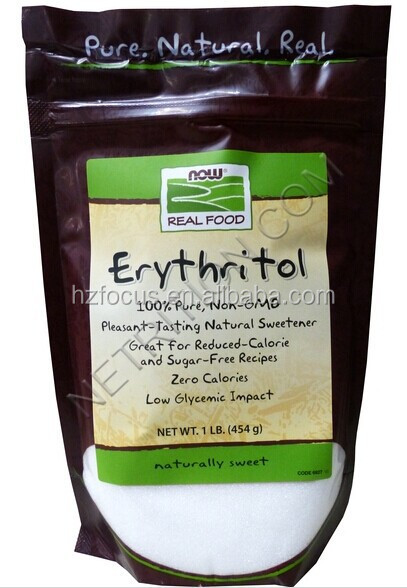 25kg/bag organic erythritol and stevia from Chinese manufacturer
