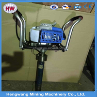 New development surface exploration 30m portable diamond core drill rig