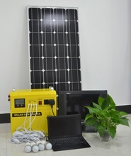 Customers first 500w anern solar system for home