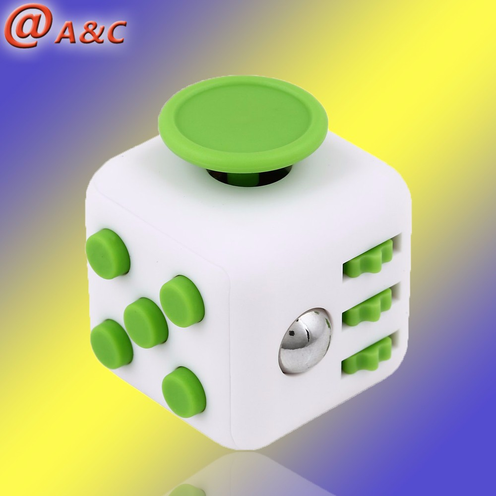 Alibaba Express Metal Toy Breathing Fidget Cube,2017 Innovative ...