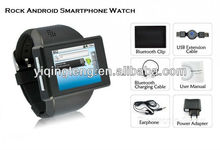 2012 High technology smart watch bluetooth phone