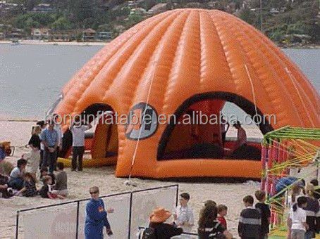 QiHong Floating tent inflatable emergency tent